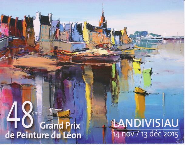 48ème grand prix de peinture du léon 2015 landivisiau 001
