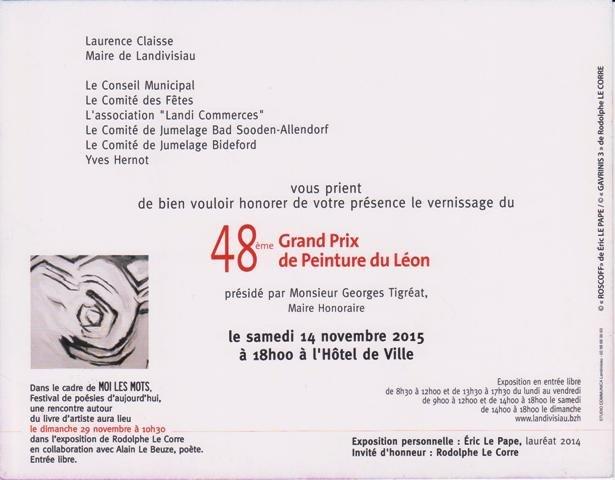 48ème grand prix de peinture du léon 2015 landivisiau 002