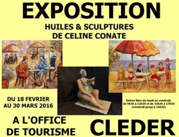 Cleder---EXPO-Celine-CONATE