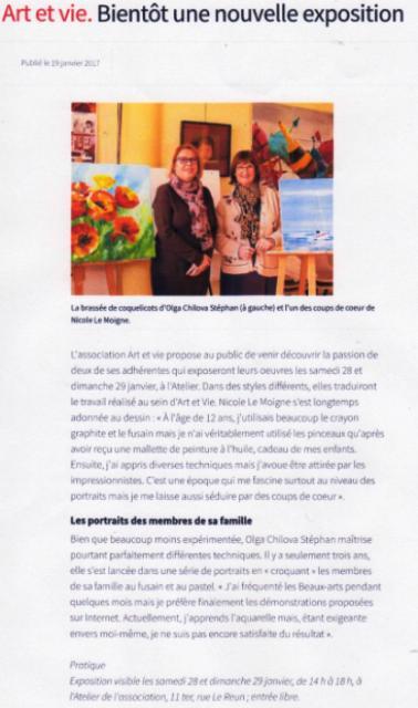 Presse Art et vie 28 29 janvier 2017 001